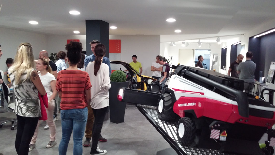 AMV Design showroom Vigonza